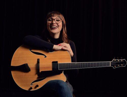 Jocelyn Gould, il nuovo sorriso nella chitarra jazz