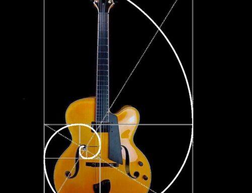 Arché di McLiuter, la nuova chitarra di Manuel Consigli