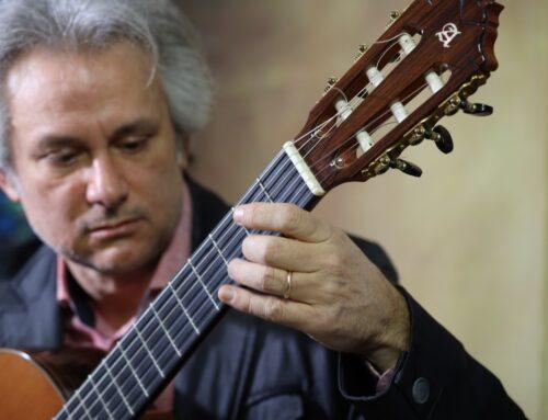 La via della chitarra di Alfonso Pumilia